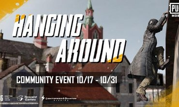 PUBG Mobile: Join 'Hanging Around Community' Event And Get A Free $25 Gift Card