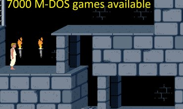 Internet Archive Just Added In 2,500 More MS-DOS Games