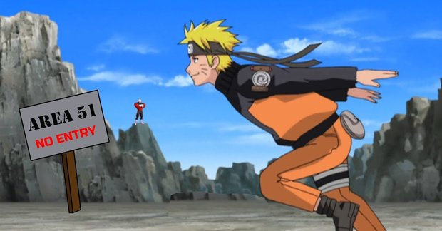 Fortnite New Naruto Run Emote And Alien Skin, Inspired By