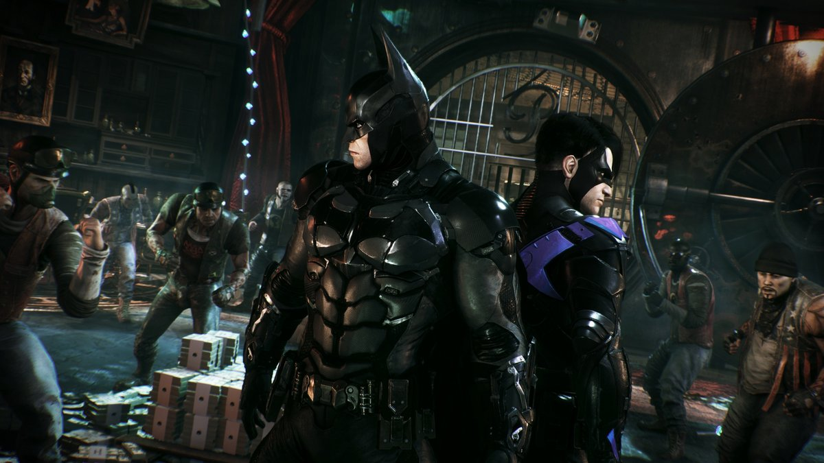 Batman Arkham Night On Epic Games Store Has Denuvo Removed!