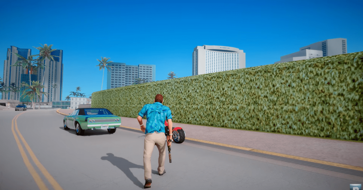 Vice City Looks Gorgeous In The Graphics Of GTA 5 With This Mod!