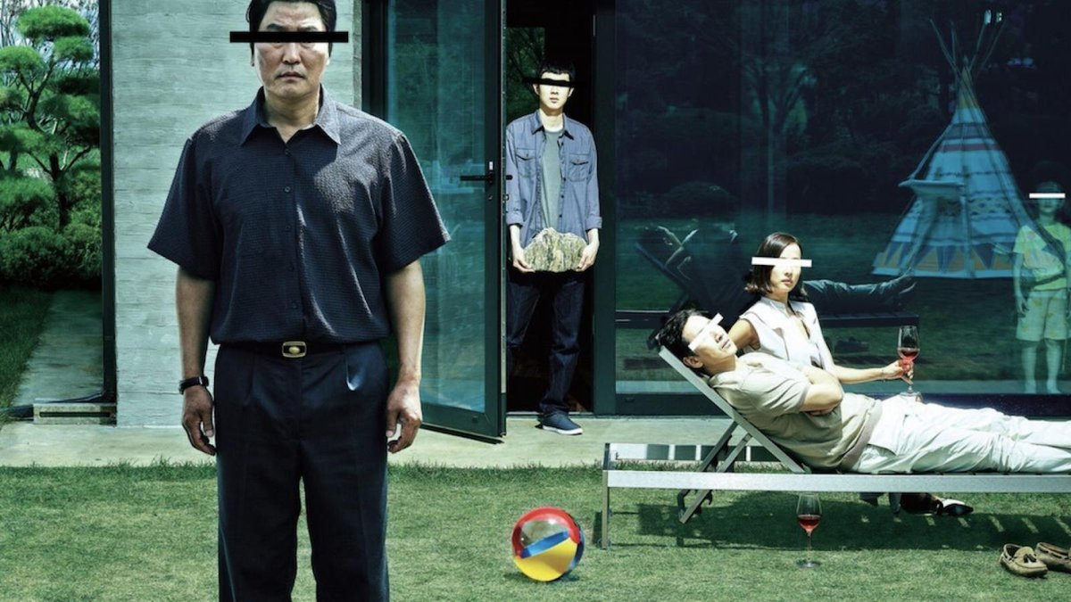 Image Result For Review Film Parasite In English