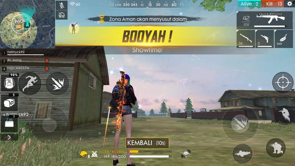 Guide On How To Play Free Fire Without Downloading It