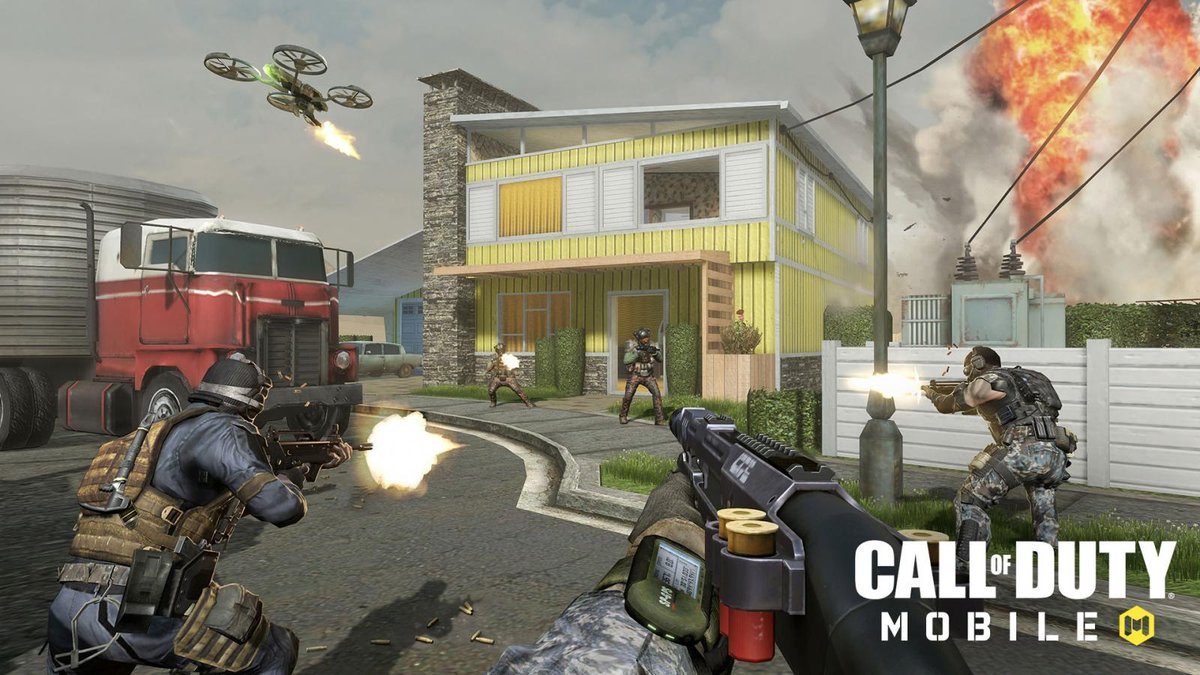 A Complete Guide For Call Of Duty Mobile Scorestreaks How To Use These Super Weapons Effectively