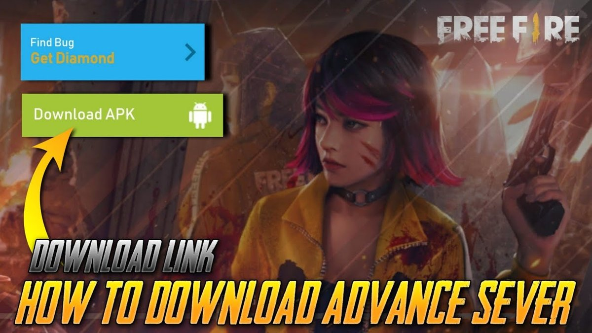 Free Fire Guide How To Register And Download Free Fire Advance Server Ob23