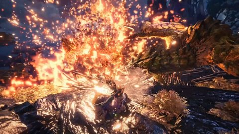 Monster Hunter World's Halloween Event Will Be Included In