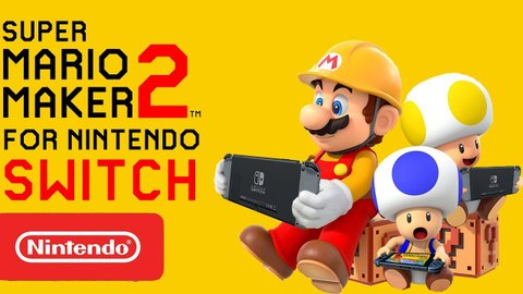 Here Are All The New Things From Super Mario Maker 2