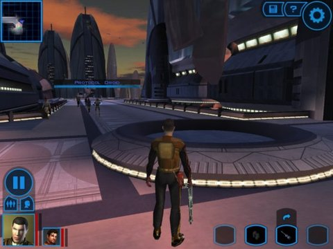 RPG Star Wars: KOTOR Update Delivers iPhone X & iPad Pro