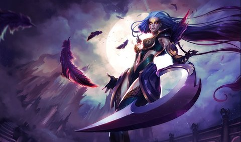 Girls diana female league of legends leona multiple girls