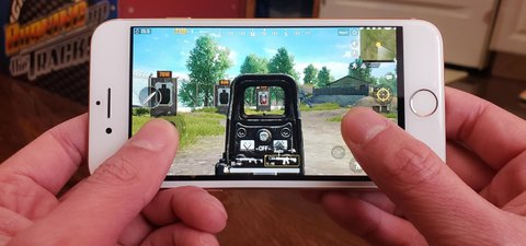 PUBG Mobile: Improve Your Aim By Using Gyroscope - GuruGamer com