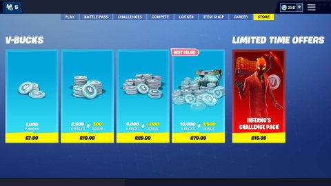 Fortnite Scorpion Skin 1000 V Bucks Psn Key Ps4 Europe G2a Com