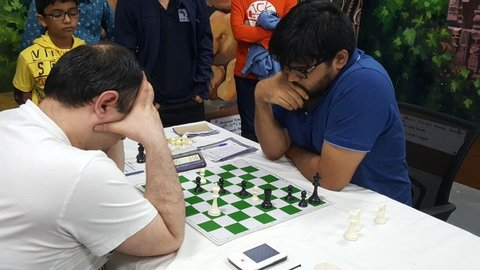 Online Chess Tournament Attracted 90,000 Participants In