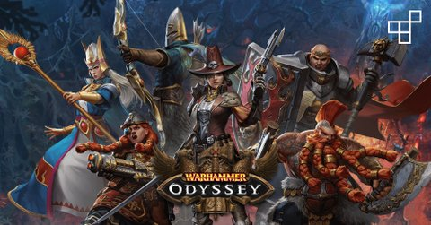 Warhammer: Odyssey Is A New MMORPG Set In The Warhammer