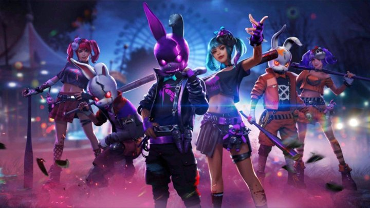 Event Gambar Bunny Free Fire Get Punkster Bunny Bundle From Garena Free Fire Bunny Hunt Event
