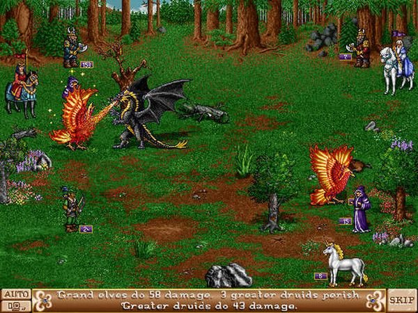 free online games like heroes of might and magic