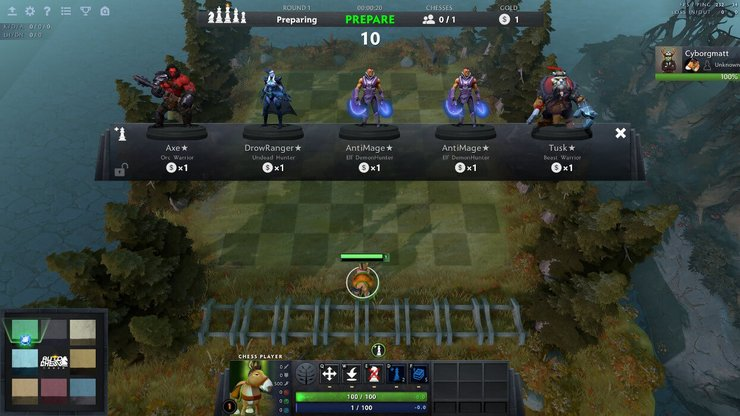 Auto Chess Coming To Mobile With Pre-Registration Already Open