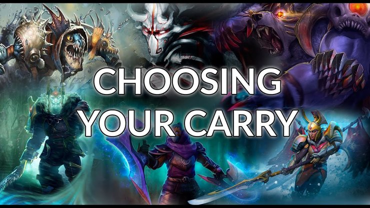 Dota 2 Best Carry Players In India 2020