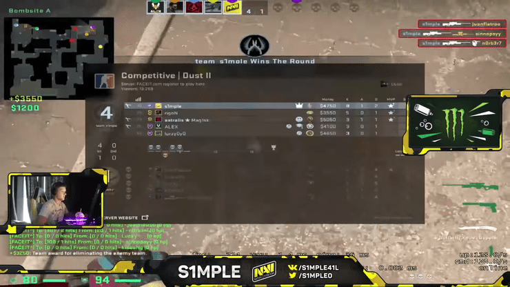 How Is CS:GO Balanced? S1mple With 63 Kills Still Lost The Game