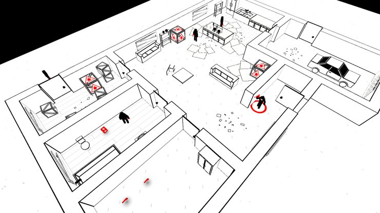 Shower In The Bloodbath With This Free Game: RED HOT VENGEANCE