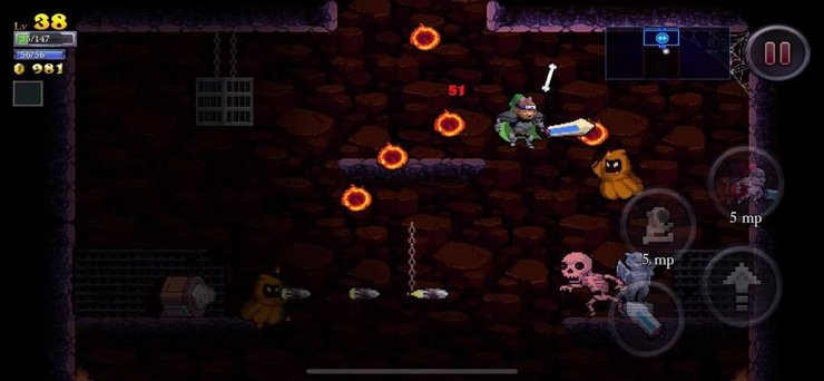 A Review On Rogue Legacy An Incredible Mobile Titl