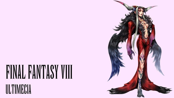 Video Games Final Fantasy Viii Ultimecia Wallpaper