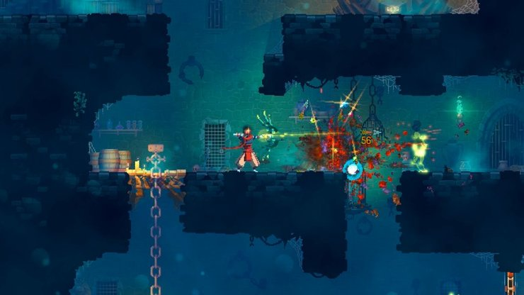 Dead Cells Rampager Update 1024x576