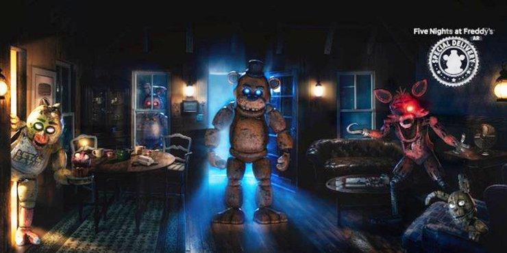 Five Nights at Freddy's Dance Goes Viral on TikTok …