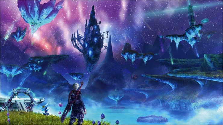63988692 Xenoblade Chronicles Wallpapers