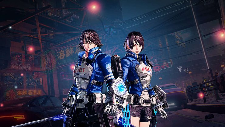 Astral Chain Review 1