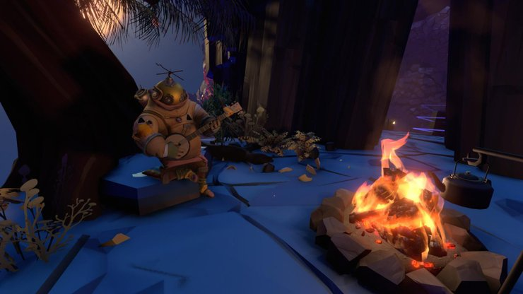 Outer Wilds Ps4 Release 5