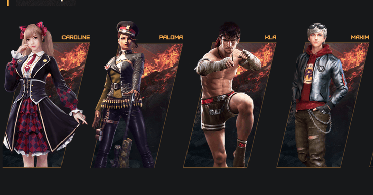 Free Fire Characters Who Is The Best Character In Free Fire