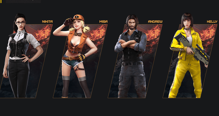Free Fire Characters: Who Is The Best Character In Free Fire? free fire stealth complete useful tactical guide