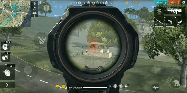Free Fire Pro Tips And Tricks For Auto-Aim: Precise On Scope