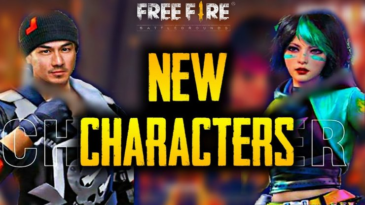 how to unlock character in free fire