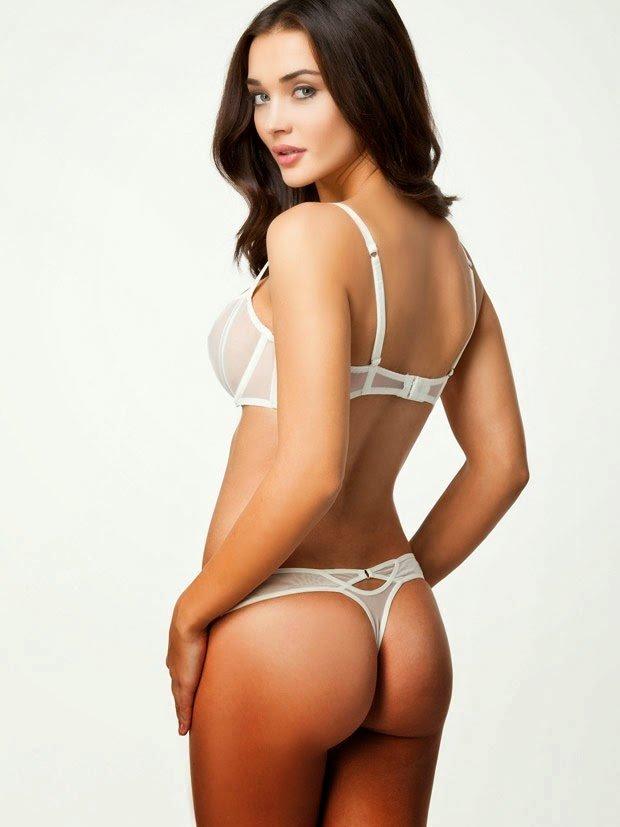 amy jackson bikini