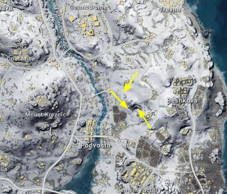 How To Enter Pubg Vikendi Secret Cave A Short Guide For The Snow Map