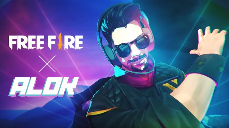 The New Free Fire Alok Character Brings You More Excitement In This Game