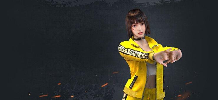 Kombinasikan Kelly Dengan Karakter FF Di Garena免费射击| Esportsku