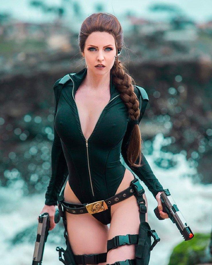 Lara Croft Tomb Raider Spiel