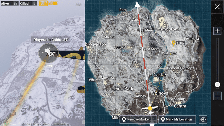 Guide For The Top 5 Most Useful Secret Places In Pubg Mobile