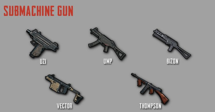 PUBG Mobile: How To Succeed In Classic Using Only SMGs? Here's How