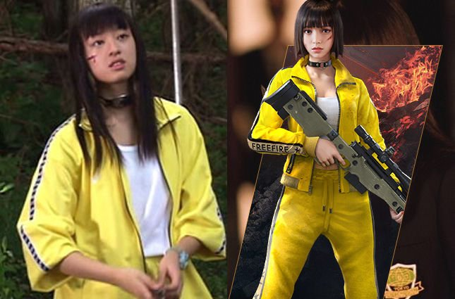 Free Fire Characters In Real Life Find Out Where The Inspirations Are From