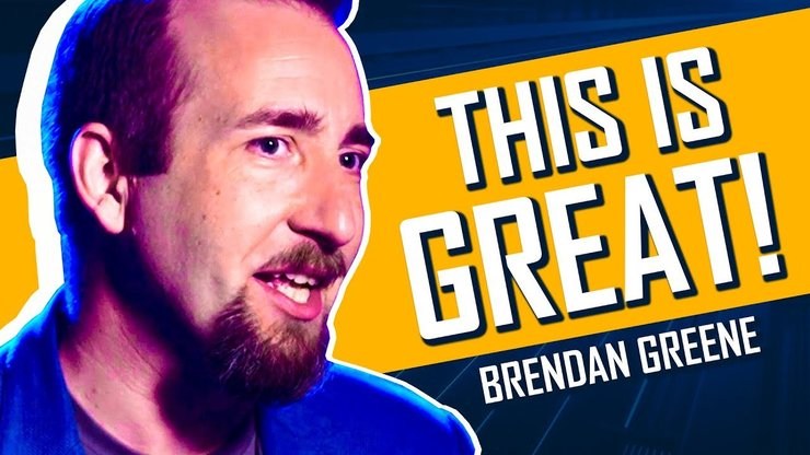 An interview with Brendan