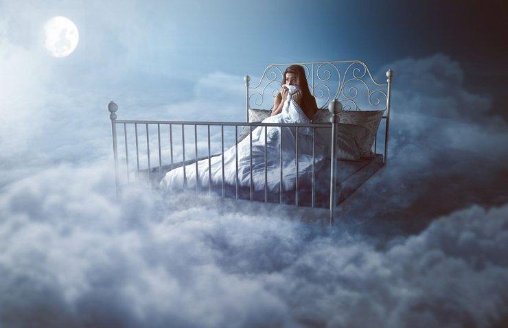 Lucid Dream Practice