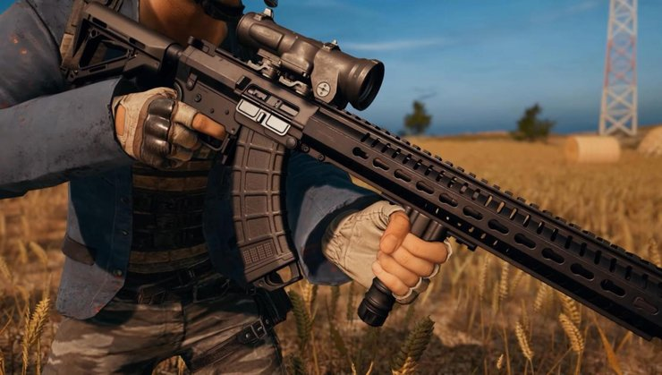 Mk47 PUBG Mobile: Top 3 Guns That No Players Care About