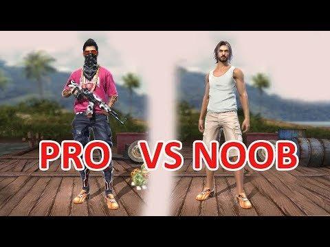PRO VS NOOB GAMEPLAY LIVE | RANKED MATCH free fire 3 bad habits improve skills
