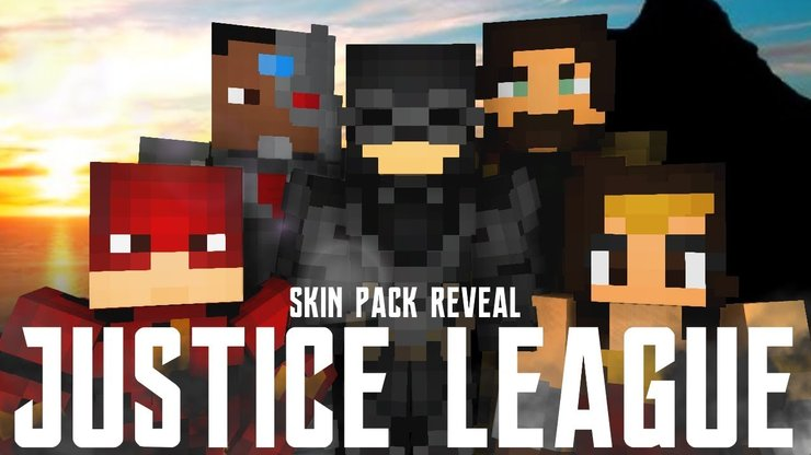 minecraft skins to download for free justice league