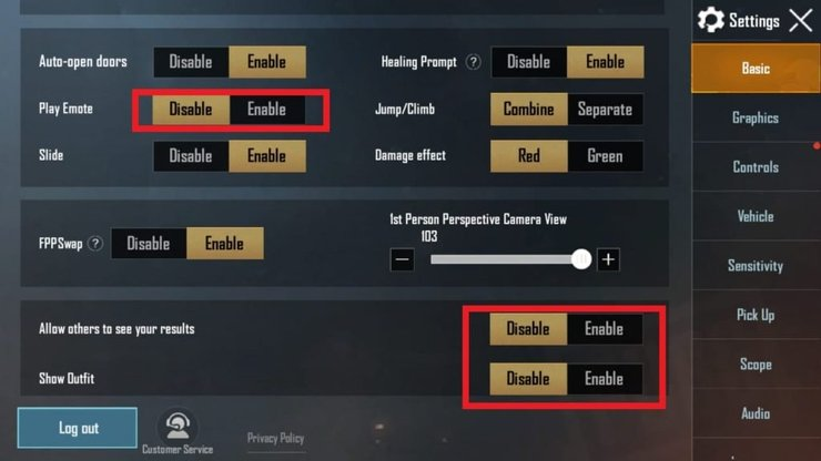 PUBG mobile Best Graphics Settings Guide for max FPS pubg mobile improve fps lag useful tips