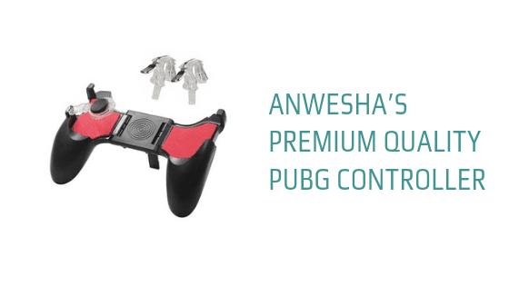 Anweshas Premium Quality Pubg Mobile Phone 5 In 1
