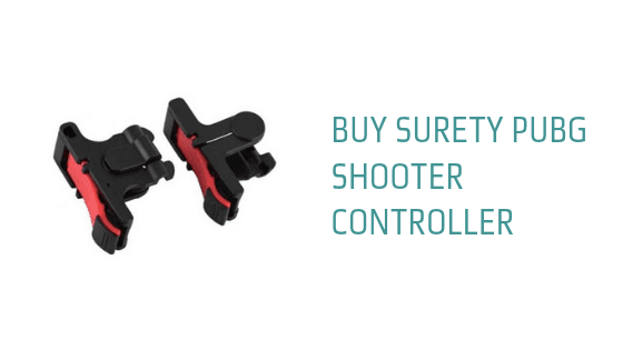 Buy Surety Pubg Shooter Controller Gaming Trigger